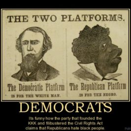 Democrat Party . . . White sheets to brown shirts Part 1